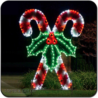 led pole lights 123 quick details typechristmas decoration supplies